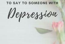 Depression / Depression, loneliness, coping, self-esteem, mental health
