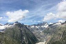 Bergliebe / Die Liebe zu den Bergen