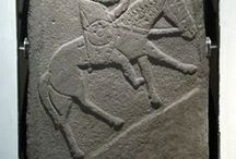 Pictish stones