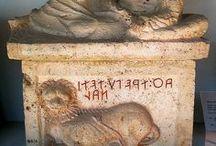 Etruscan inscriptions