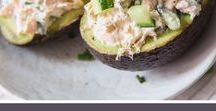 Best Avocado Recipes / Collection only the best avocado recipes. Check out the best and delicious avocado recipes!