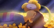 Flowisk (Flowey x Frisk) / This board is devoted to finding fanart and comics of Undertale's best ship (self-proclaimed) - a tsundere flower and a kindhearted fallen child.