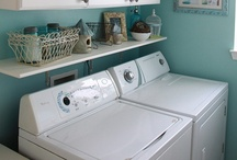 Laundry Room / by Emily Bojorges