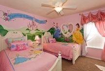 Kids Bedroom Ideas / Want to create the ultimate kids room? Here are the ideas that I covet - for girl and boys - to create a home space for them that is functions and gorgeous!! / by My Organized Chaos