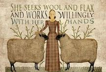 ~Crafting/Creating/Sewing~  / Perhaps, some day, I will have time! / by Karen Thompson
