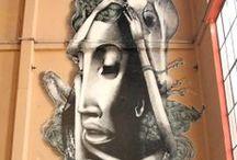 STREET ART / Arte de rua | Street art.