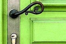 Green  / Green / by Rachel Montoya