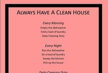 ~Cleaning Tips~ / DIY cleaning formulas, etc. / by Karen Thompson