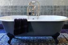 Bathroom / La salle de bain / by Helena Rentmeester