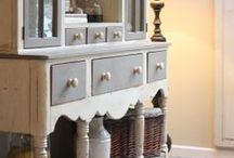 Cupboards, armoires, cabinets & dressers / ... and other small pieces of furniture