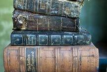 Old books / Les vieux livres