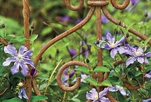 Garden gates, fences and arches