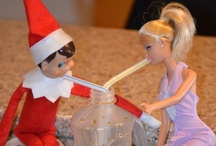Elf on the Shelf / by Emily Schultz