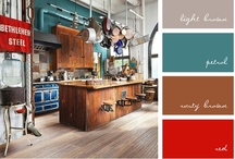 farbpalette / Die Farbpalette bietet Dir wöchentlich neue Inspirationen für Dein Zuhause. Dabei geht es nicht primär um einen besonderen Einrichtungsstil, sondern um schöne Einrichtungselemente, die in Farben und Formen miteinander harmonieren.