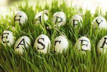 Easter / by Maria Sanchez