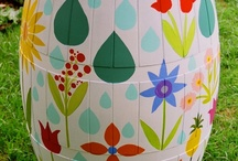 Rain barrel / by Emily Schultz
