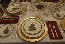 Christmas Table / by Sherry Minze