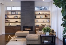 fireplace / by Brooks Dufrene