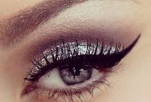 Make-Up / by Aliza Auces