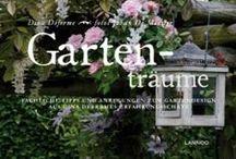 Tuinboeken / Books on Gardening / Les livres sur le jardinage