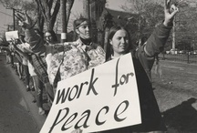 Peace, Love, Seventies / Photos from the 1970s at MHC.  Photos courtesy of Mount Holyoke College Archives and Special Collections