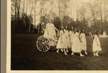 May Day / Photos of May Days past from the Mount Holyoke College Archives and Special Collections.