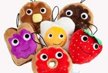 Kidrobot Yummy World & Plush Toys