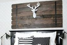 Rustic luxe