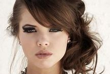 Hairmess  / stylish, classy, messy, funny, romantic, easy hairstyles