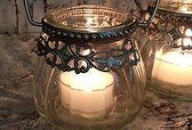 Candlelight / La chandelle