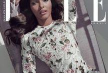 Fashion Magazine / #cover #fashion #magazine #portada #shoot #disign #photo #style #w #elle #vogue #icon #model #bazaar