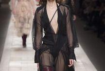 Runway / #runway #fashion #show #style #Model #fall #winter #spring #summer #week #fw #street #designer #newyork #london #paris #milán #nyfw #pfw #lfw #back #stage