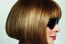Anna Wintour / Hail the queen! / by Christian Simamora