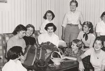Class of 1955 / Photos of the Mount Holyoke College class of 1955 from the MHC Archives and Special Collections