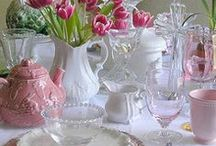 ~Spring Tea~ / Possible Ideas to consider in planning for local spring tea / by Karen Thompson