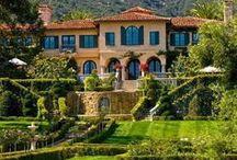 Tuscany villa by Italy