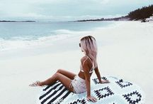 Beach &nd bikini's