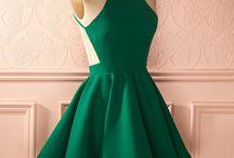 Emerald Dresses / All Emerald
