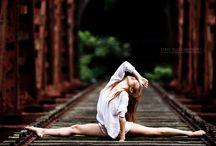Dance and gymnastics