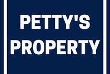 Petty's Property / Petty's property board is home to our latest real estate offerings in London and Essex.