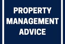 Property Management Advice / Managing real estate can be a daunting task, which is why we set up our property management advice board. Follow us for helpful hints and tips!