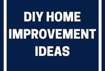 DIY Home Improvement Ideas / Our DIY home improvement ideas board is the perfect place to start if you are looking to spruce up your home and add value to your property. Follow it today!