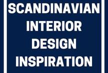 Scandinavian Interior Design Inspiration / Looking for Scandinavian design inspiration? Follow our board for the latest Scandi interiors and trends!