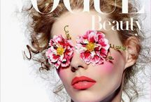 VOGUE / All vogue covers . Find the magazine's most beautiful covers here
