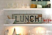 Kitchen! / by Kayla Goble