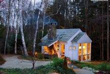 Home - Tiny Home / Dreaming of a tiny or small home.