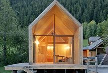 Houses & Spaces / by Timothy O'Connell