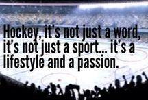 Hockey / by Lee Ruth