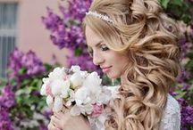 Bridal Hair | Beauty & Weddings / by Serendipity Weddings & Nails