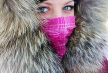 SKI BUNNY / Well, I do live in Colorado ! / by Marnie Fuchs Martin
